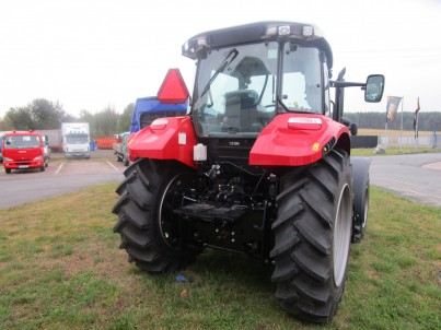 traktor STEYR Multi zezadu