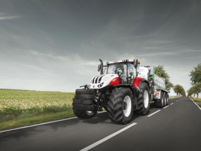 prodej traktoru STEYR Terrus - 6270 - 6300 TERRUS CVT ecotech