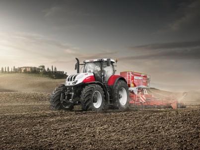 prodej zemědělských strojů STEYR Terrus