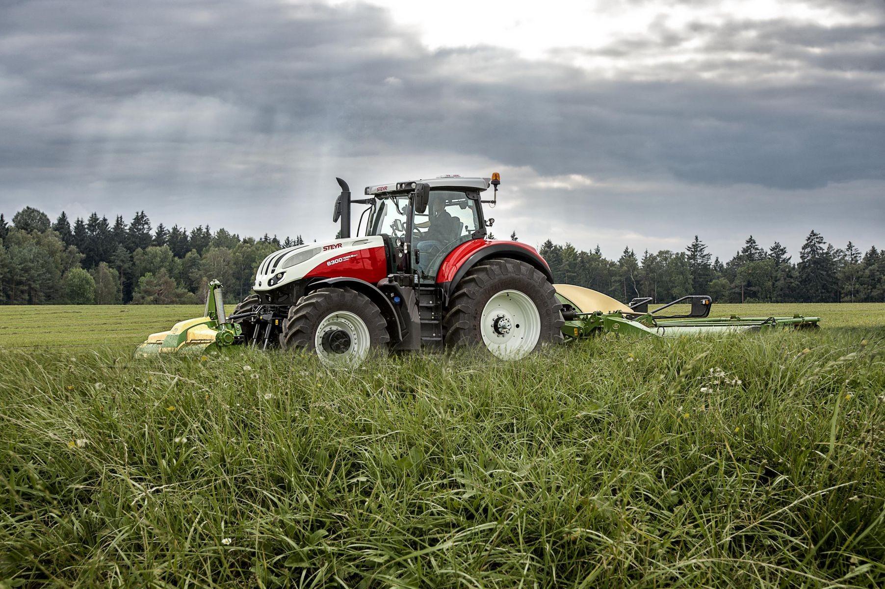 Bazar zemědělských strojů a traktorů Terrus