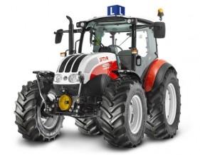 Traktor Steyr pro výcvik řidičů v autoškole