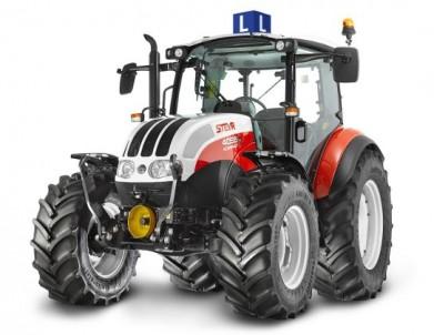 Traktory pro výcvik řidičů