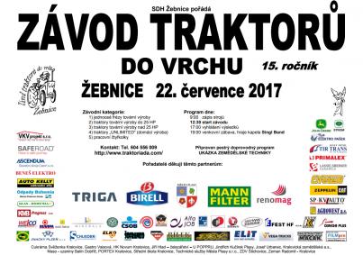 traktoriada 2017