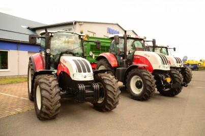 prodej traktorů steyr 4105 multi