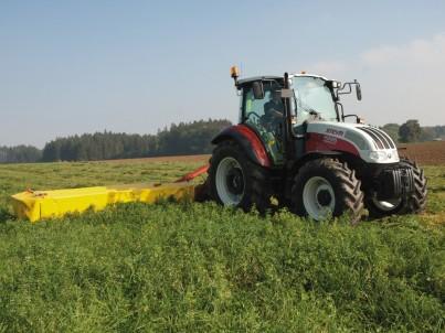 prodej traktoru Steyr Kompakt