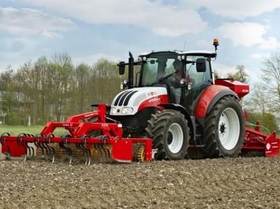 zemědělská technika STEYR Multi na prodej