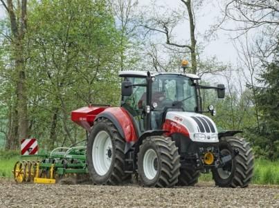 prodej traktorů STEYR Multi