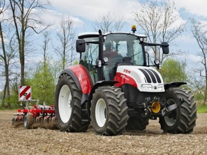 prodej a bazar traktorů STEYR Multi