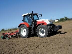 Traktor Steyr Profi