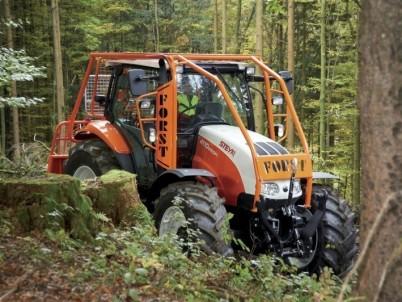 lesní traktor STEYR - prodej
