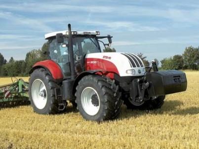 STEYR CVT traktor na prodej